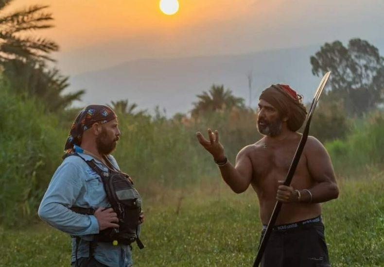 Kayak Israel savana
